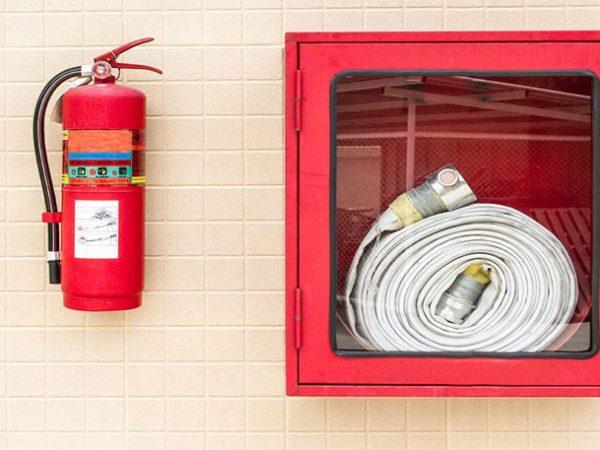سیستم اطفاء حریق