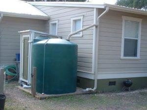 سیستم جمع آوری آب باران