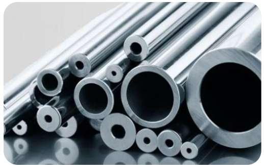 لوله های فولادی درزدار یا یا لوله با درز جوش