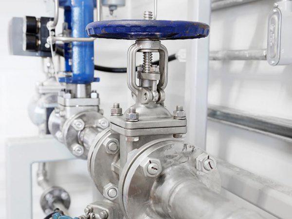 مواد سازنده شیرآلات صنعت آب