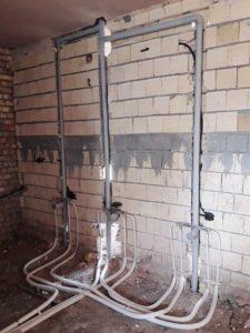 نکات فنی لازم در اجرای لوله کشی آب سرد و گرم
