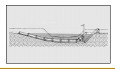 حد مرزي ارتفاع پوشش براي خطوط لوله چدن نشكن