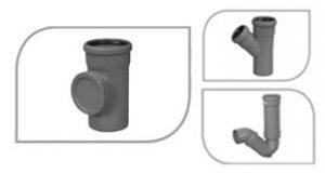 لوله ، اتصالات و ابزارآلات پوشفیت نیوفلکس